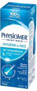 Physiomer Jet dynamique